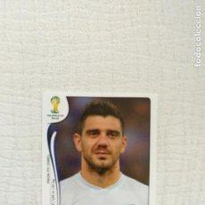 Cromos de Fútbol: PANINI COPA MUNDIAL DE LA FIFA BRASIL 2014 214-KOSTAS KATSOURANIS HELLAS. Lote 151579314