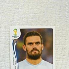 Cromos de Fútbol: PANINI COPA MUNDIAL DE LA FIFA BRASIL 2014 215-ALEXANDROS TZIOLIS HELLAS. Lote 151579334