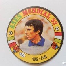 Cartes à collectionner de Football: 105 DINNO ZOFF ITALIA ITALY REYAUCA ASES MUNDIAL ESPAÑA 1982 82 NEW NO ESTE PANINI ADRENALYN. Lote 152285890