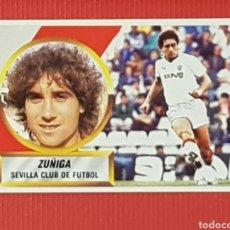 Cromos de Fútbol: ESTE 1988-1989 FICHAJE 15 ZUÑIGA SEVILLA CROMO NUNCA PEGADO 88-89. Lote 152469905