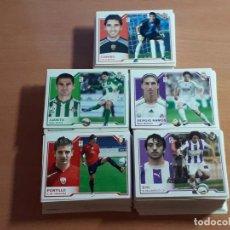 Cromos de Fútbol: LOTE 490 DIFERENTES LIGA ESTE 2007 2008 07 08 (29 FICHAJES Y 14 COLOCAS) . Lote 152575330