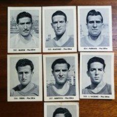 Cromos de Fútbol: PLUS ULTRA - 7 CROMOS DIFERENTES - 1952/53 52/53 SEGUNDA DIVISIÓN GRUPO II RUIZ ROMERO SIN PEGAR . Lote 152575498