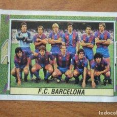 Cromos de Fútbol: CROMO LIGA ESTE 84 85 ALINEACION EQUIPO (FC BARCELONA) - DESPEGADO - 1984 1985 BARÇA. Lote 152575762