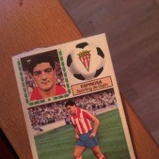 Cromos de Fútbol: ESTE 83 84 1983 1984 DESPEGADO SPORTING DE GIJÓN ESPINOSA. Lote 152582524