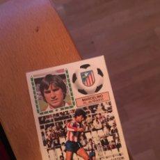Cromos de Fútbol: ESTE 83 84 1983 1984 DESPEGADO ATLÉTICO DE MADRID MARCELINO. Lote 152582570