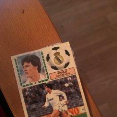 Cromos de Fútbol: ESTE 83 84 1983 1984 DESPEGADO FRAILE REAL MADRID. Lote 152582890