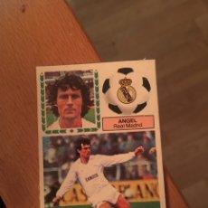 Cromos de Fútbol: ESTE 83 84 1983 1984 DESPEGADO ÁNGEL REAL MADRID. Lote 152582945