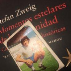 Cromos de Fútbol: ESTE 76 77 1976 1977 DESPEGADO ZARAGOZA BLANCO. Lote 152594014