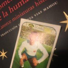 Cromos de Fútbol: ESTE 76 77 1976 1977 DESPEGADO ZARAGOZA BASTOS. Lote 152594058