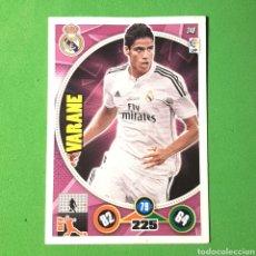 Cromos de Fútbol: (C-17) CROMO ADRENALYN LIGA 2014-2015 - (REAL MADRID) 248 VARANE. Lote 152594770