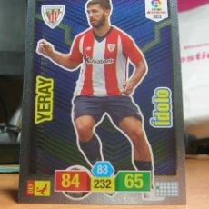 Cromos de Fútbol: PANINI ADRENALYN XL 2018-2019 18 19 Nº 364 YERAY (ATHLETIC BILBAO) IDOLO. Lote 156180816
