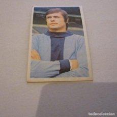 Cromos de Fútbol: MORA, F.C. BARCELONA, RUIZROMERO 1976/1977 Nº 82, NUEVO. Lote 153151090