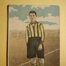 Cromos de Fútbol: MANUEL REY ATLETIC F.C SABADELL Nº 18 CELEBRES JUGADORES, SERIE III - CHOCOLATE EDUARDO PI, AÑO1923 . Lote 153415202