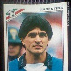 Figurine di Calcio: FILLOL Nº 74 ARGENTINA MEXICO 86 PANINI MUNDIAL 1986 CROMO SIN PEGAR NUNCA *. Lote 153532346