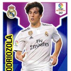 Cromos de Fútbol: ADRENALYN XL 2018 2019 - 247 ODRIOZOLA - REAL MADRID - 18 19. Lote 153604258
