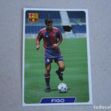 Cromos de Fútbol: MUNDICROMO FICHAS LIGA 95 96 Nº 65 FIGO BARCELONA 1995 1996. Lote 237334535