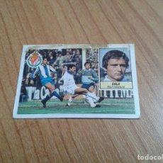Cromos de Fútbol: SALA -- VALLADOLID -- COLOCA -- 84/85 -- ESTE -- RECUPERADO. Lote 154269294