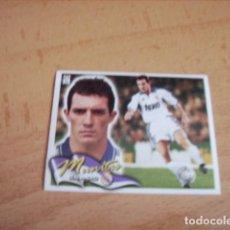 Cromos de Fútbol: ESTE 00-01 COLOCA Y DOBLE CROMO MUNITIS R.MADRID SIN PEGAR. Lote 154409482