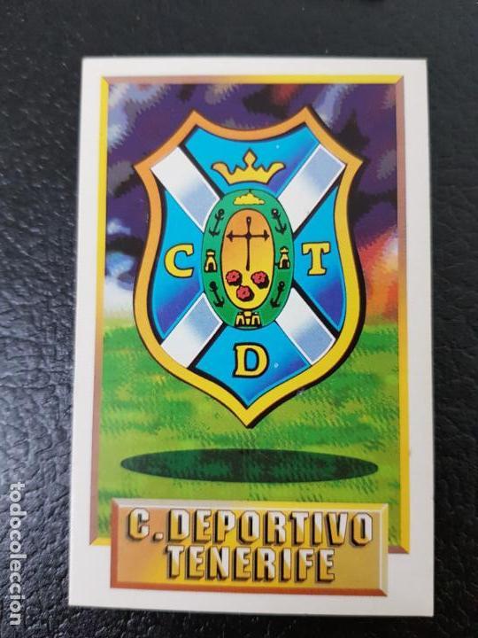 ESCUDO TENERIFE ALBUM ESTE LIGA 1993- 1994 ( 93 - 94 ) (Coleccionismo Deportivo - Álbumes y Cromos de Deportes - Cromos de Fútbol)