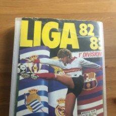 Cromos de Fútbol: ESTE 82-83 (ARCHIVADOR CON 462 CROMOS DIFERENTES). Lote 154594906