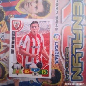 Nº 34 De Marcos Athletic Club Bilbao Adrenalyn 2013 2014 13 14 Panini. Trading card game. Liga BBVA