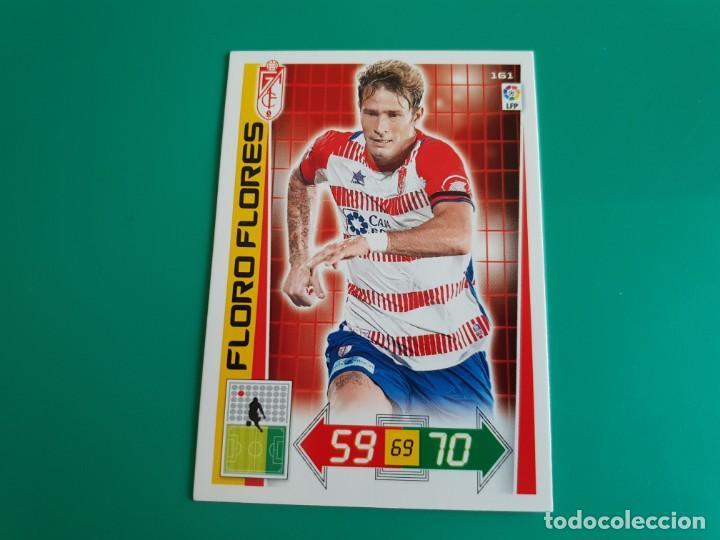 161 FLORO FLORES - GRANADA - CROMO ADRENALYN XL 2012-13 - 12/13 (Coleccionismo Deportivo - Álbumes y Cromos de Deportes - Cromos de Fútbol)