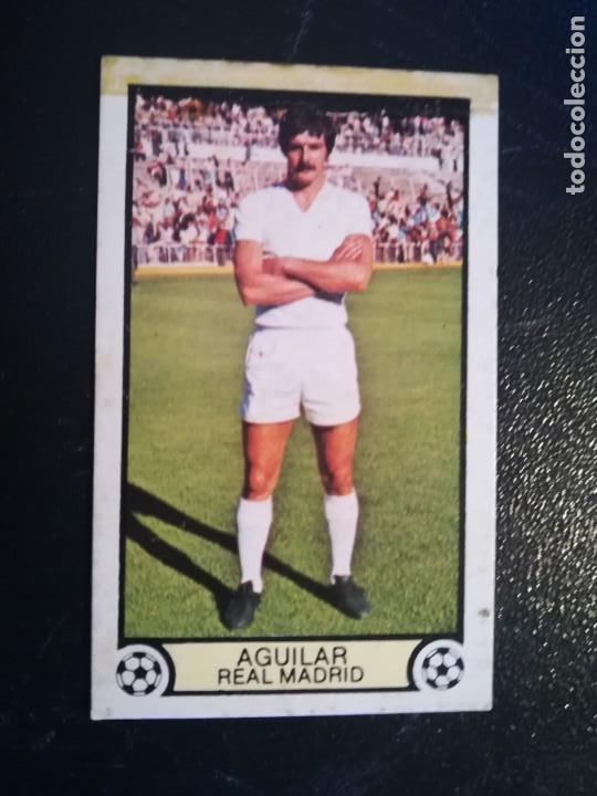 ESTE 79/80 1979/80 AGUILAR RECUPERADO DEL ALBUM (Coleccionismo Deportivo - Álbumes y Cromos de Deportes - Cromos de Fútbol)