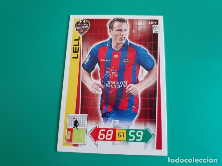 164 LELL - LEVANTE - CROMO ADRENALYN XL 2012-13 - 12/13 (Coleccionismo Deportivo - Álbumes y Cromos de Deportes - Cromos de Fútbol)
