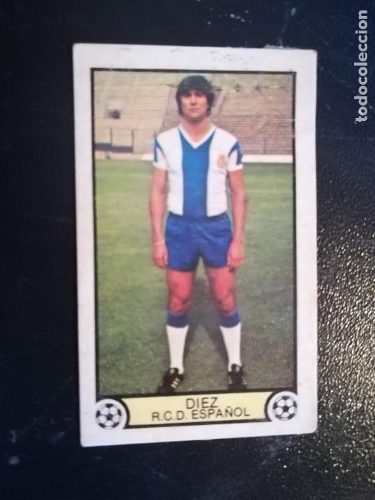ESTE 79/80 1979/80 DIEZ RECUPERADO DEL ALBUM (Coleccionismo Deportivo - Álbumes y Cromos de Deportes - Cromos de Fútbol)