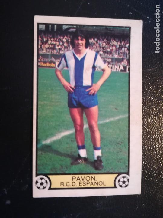 ESTE 79/80 1979/80 PAVON RECUPERADO DEL ALBUM (Coleccionismo Deportivo - Álbumes y Cromos de Deportes - Cromos de Fútbol)