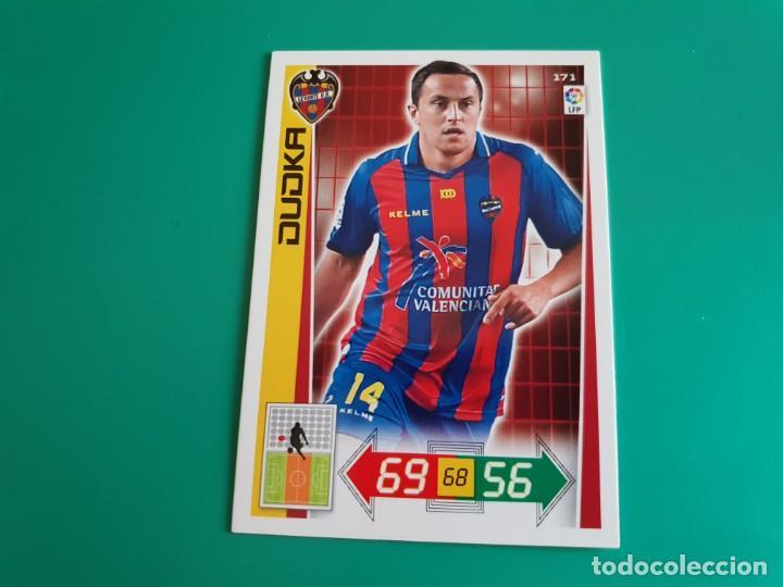 171 DUDKA - LEVANTE - CROMO ADRENALYN XL 2012-13 - 12/13 (Coleccionismo Deportivo - Álbumes y Cromos de Deportes - Cromos de Fútbol)