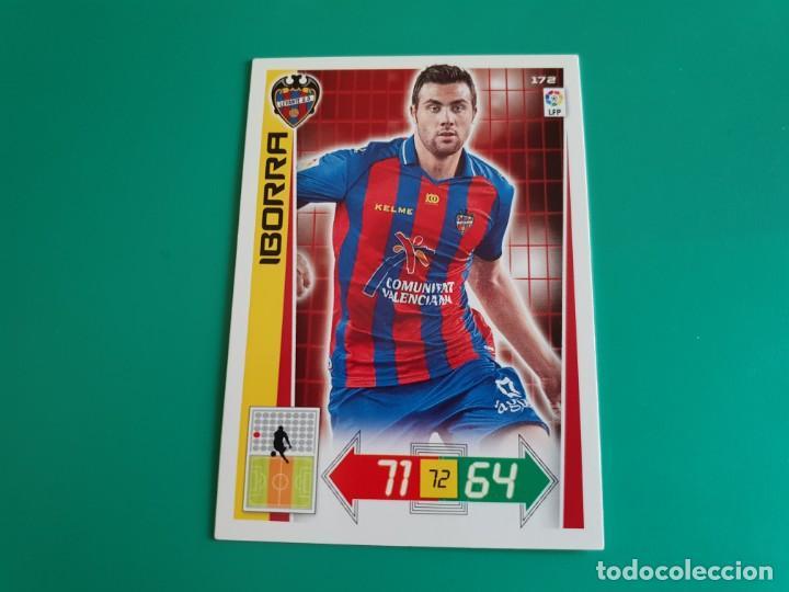 172 IBORRA - LEVANTE - CROMO ADRENALYN XL 2012-13 - 12/13 (Coleccionismo Deportivo - Álbumes y Cromos de Deportes - Cromos de Fútbol)