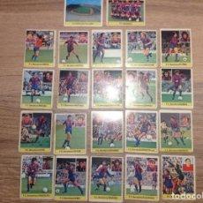 Cromos de Fútbol: LOTE 22 CROMOS FCBARCELONA 81/82. Lote 155322178