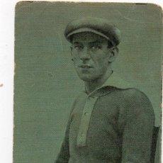 Cromos de Fútbol: STUHLFAT, JUGADORES INTERNACIONALES 1923,. Lote 155355574