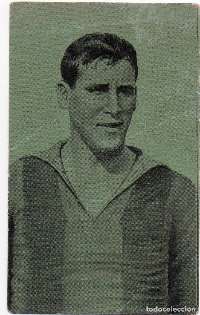 SANCHO, F.C.BARCELONA,1923, LOS NOTABLES DEL FUTBOL (Coleccionismo Deportivo - Álbumes y Cromos de Deportes - Cromos de Fútbol)