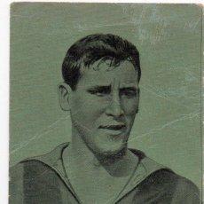 Cromos de Fútbol: SANCHO, F.C.BARCELONA,1923, LOS NOTABLES DEL FUTBOL. Lote 155357406
