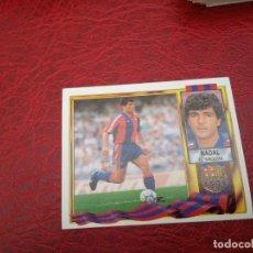 Cromos de Fútbol: NADAL BARCELONA ED ESTE LIGA CROMO 95 96 FUTBOL 1995 1996 - SIN PEGAR - 641. Lote 155628046