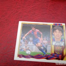 Cromos de Fútbol: IVAN BARCELONA ED ESTE LIGA CROMO 95 96 FUTBOL 1995 1996 - SIN PEGAR - 642. Lote 155628074