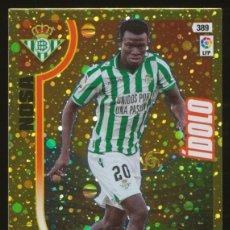 Cromos de Fútbol: #389. NOSA IGIEBOR (IDOLO) - REAL BETIS BALOMPIE 2013/2014 - ADRENALYN LIGA CARD/CROMO 13/14. Lote 269718408