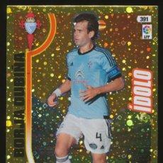 Cromos de Fútbol: #391. BORJA OUBIÑA (IDOLO) - RC CELTA DE VIGO 2013/2014 - ADRENALYN LIGA CARD/CROMO 13/14. Lote 269718478
