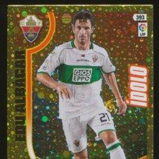 Cromos de Fútbol: #393. EDU ALBACAR (IDOLO) - ELCHE CF 2013/2014 - ADRENALYN LIGA CARD/CROMO 13/14. Lote 269718638