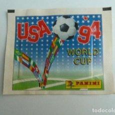 Cromos de Fútbol: SOBRE SIN ABRIR USA 94 WORLD CUP PANINI. Lote 155687166