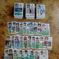 Cromos de Fútbol: LOTE DE 348 CROMOS DIFERENTES TEMPORADA 83-84 ESTE CON 28 FICHAJES Y 12 COLOCAS. Lote 155831964
