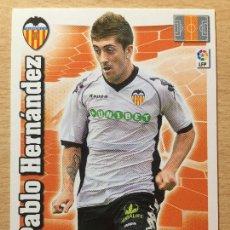 Cromos de Fútbol: 2010-2011 - PABLO HERNANDEZ - VALENCIA CF - PANINI ADRENALYN XL. Lote 155863446