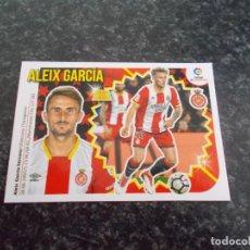 Cromos de Fútbol: CROMO ESTE 2018/19 // Nº 12 ALEIX GARCIA ( GIRONA ) NUEVO SACADO DE SOBRE. Lote 156177462