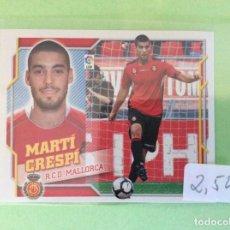 Cromos de Fútbol: LIGA ESTE - 2010-2011 - R.C.D. MALLORCA - MARTÍ CRESPÍ-COLOCA -Nº 4 B. Lote 156178954