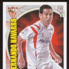 Cromos de Fútbol: #319. FERNANDO NAVARRO - SEVILLA FC 2014/2015 - ADRENALYN LIGA CARD/CROMO 14/15. Lote 156191774