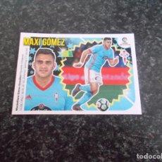 Cromos de Fútbol: CROMO ESTE 2018/19 // Nº 16 MAXI GOMEZ ( CELTA ) NUEVO SACADO DE SOBRE. Lote 156192226
