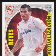 Cromos de Fútbol: #322 BIS. JOSE ANTONIO REYES (ACTUALIZACION) - SEVILLA 2014/2015 - ADRENALYN LIGA CARD/CROMO 14/15. Lote 156192342