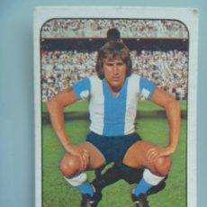 Cromos de Fútbol: CROMO DE FUTBOL LIGA 78-79 , EDICIONES ESTE , ULTIMOS FICHAJES : Nº 3 MACANAS , DEL HERCULES C. F.. Lote 156396498